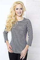 Женская блуза нарядная 811 белый