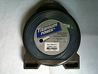 Леска на косу Titanium Power круг (81 m - 2,50 mm)