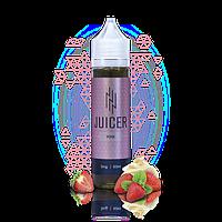 Жидкость JUICER YOGI (крем и клубника) 60 мл