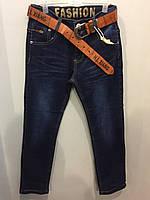 Джинсовые брюки на мальчика подростка 140,164 см, фото 1