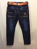 Джинсовые брюки на мальчика подростка 140,164 см, фото 3