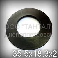 Пружина тарельчатая 35.5х18.3х2 DIN 2093