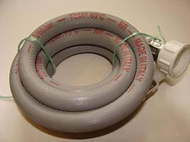 Шланг заливной стиральной машины 1,5м INDESIT