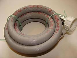 Шланг заливной стиральной машины 2,5м  INDESIT