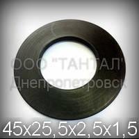 Пружина тарельчатая 45х25,5х2,5х1,5 ГОСТ 3057-90
