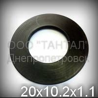 Пружина тарельчатая 20х10.2х1.1 DIN 2093