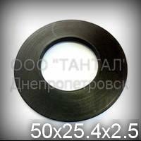 Пружина тарельчатая 50х25.4х2.5 DIN 2093