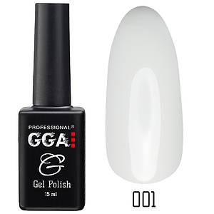 Гель-лак GGA Professional №1