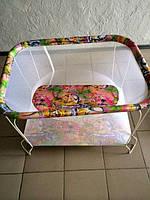 Детский манеж Kinder Box