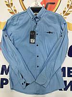 Мужские рубашки мелким оптом. Турецкое производство. Хлопок.