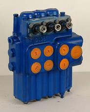 Гидрораспределитель типа Р-80-3/2-444, 3-х секционный, фото 3