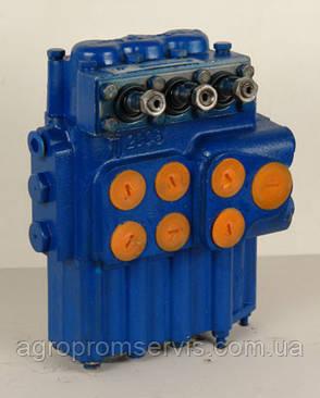 Гидрораспределитель типа Р80-3/4-222Г (с гидрозамком), фото 2