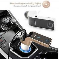 Модулятор АВТОМОБИЛЬНЫЙ Car G7 FM Modulator Bluetooth!Акция