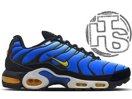 Мужские кроссовки Nike Air Max TN Plus Hyper Blue 98015-402 - купить ... 2418263b1c96d