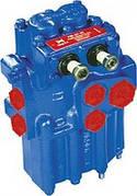 Гідророзподільник типу Р-80-3/1-44, 2-х секційний Т-40,Т-25