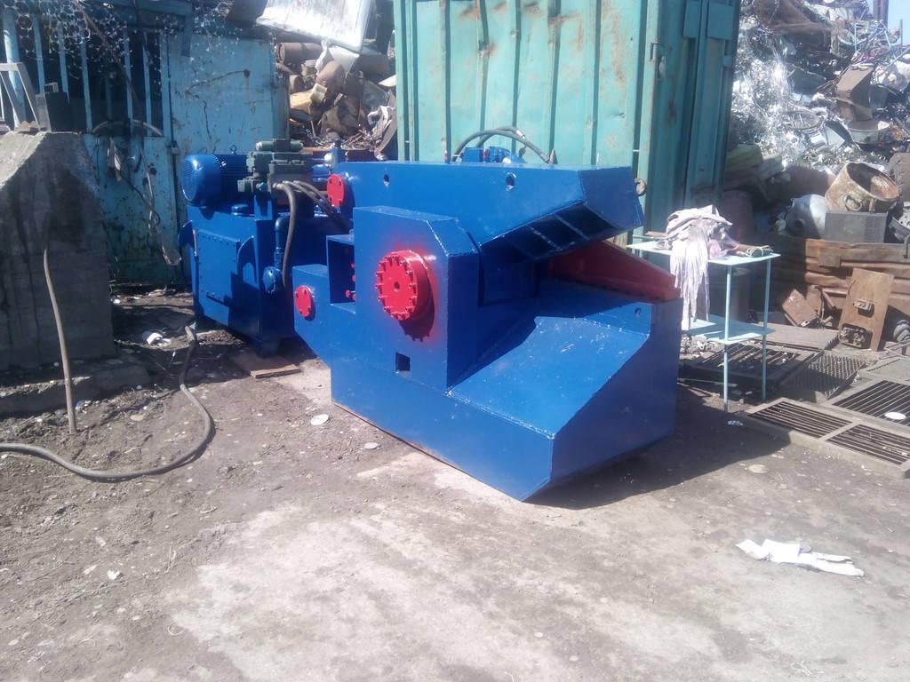 Ремонт и ввостановление оборудования для металлолома