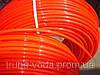 Труба для теплого пола (Италия) UNIDELTA Triterm Rosso Pex/EVOH 16x2Original, фото 4