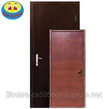 Двери  Входные   Метал - ДСП | 86 см. X 96 см. L & R