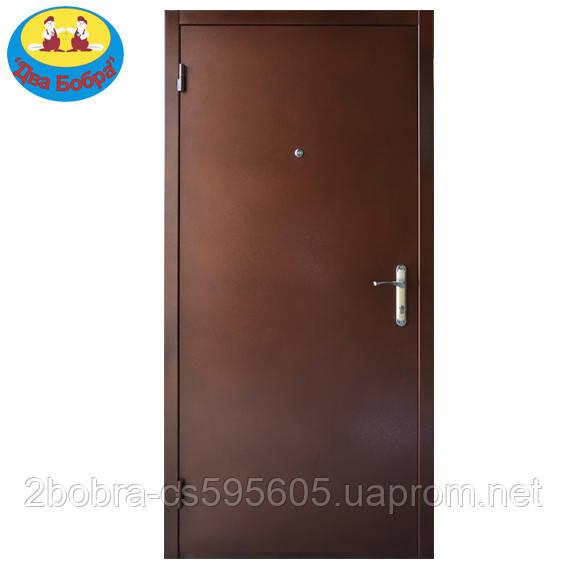 Двери  Входные  Метал - МДФ | 86 см. X 96 см. L & R - Оптово-розничная сеть магазинов стройматериалов *Два Бобра*+Интернет магазин в Харькове