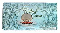 Туалетное косметическое мыло Ti Amo Crema С экстрактом жемчуга - 140 г