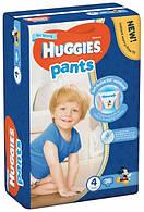 Подгузники-трусики Huggies Pants размер 4 для мальчиков 9-14кг гигиенические 36шт
