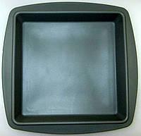 Силиконовая форма квадрат плотный 20х20х3.5см