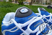 Мужские кроссовки реплика Nike Air Max TN Plus Blue/White, фото 3