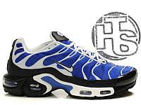 Мужские кроссовки Nike Air Max TN Plus Blue/White