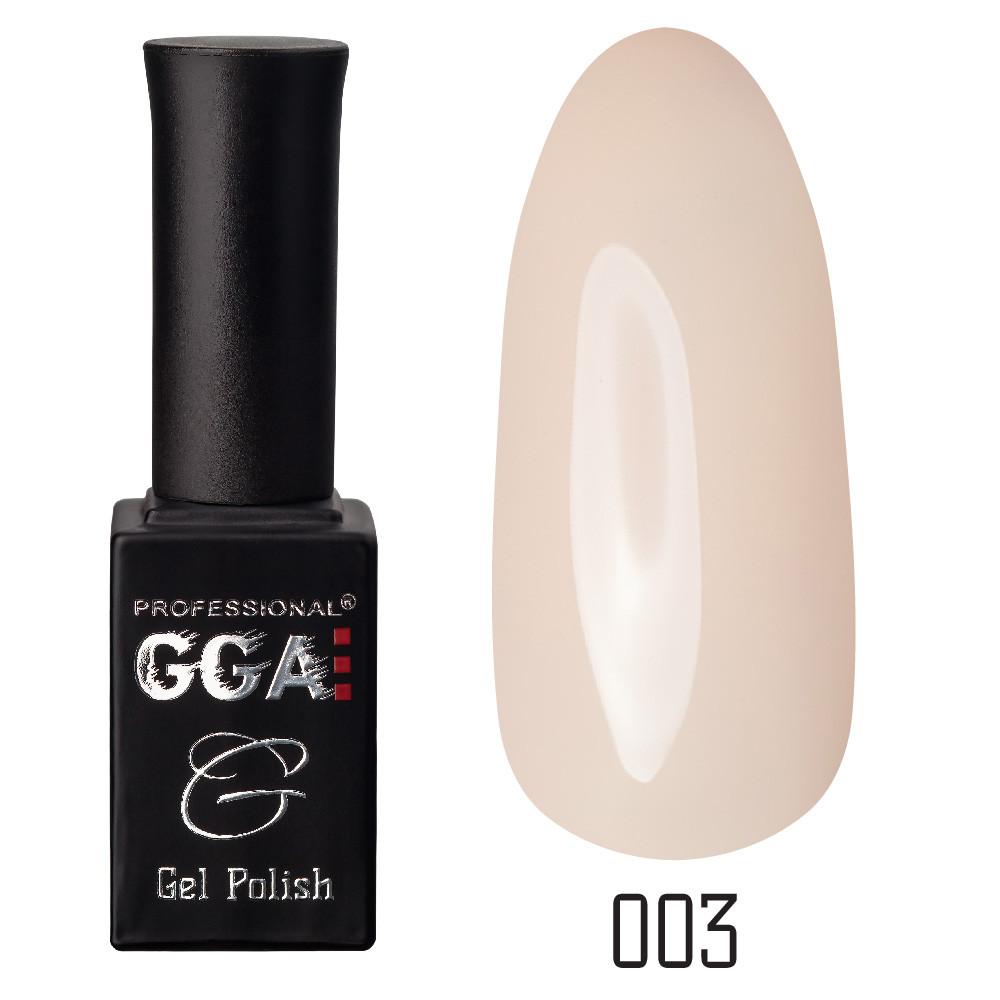 Гель-лак GGA Professional №3