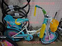 Детский велосипед Azimut Girls 16 дюймов