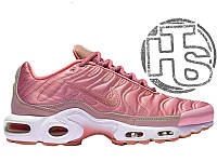 Женские кроссовки Nike Air Max TN Plus Satin Pack Pink 830768-551 39
