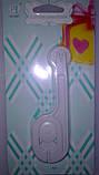 Колесо для нарезки мастики (3-и насад.) №15962, фото 2