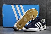 Темно синие мужские кроссовки Adidas Busenitz