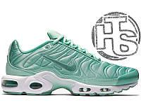 Женские кроссовки Nike Air Max TN Plus Satin Pack Green 830768 331 40