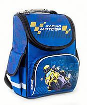 Ранець каркасний PG-11 Moto (рюкзак каркасный ортопедический)
