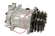 Компрессор универсальный 5H14 (шкив 2А, вертик. Rotalock, 24 В)