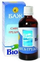 Смесь грудная - Биологически активная жидкость — 100 мл - Даника, Украина