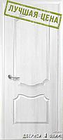 Двери Симпли Грунтованные вензель белый ПГ
