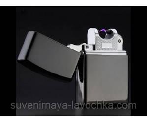 Зажигалка подарочная, USB. (4 вида)