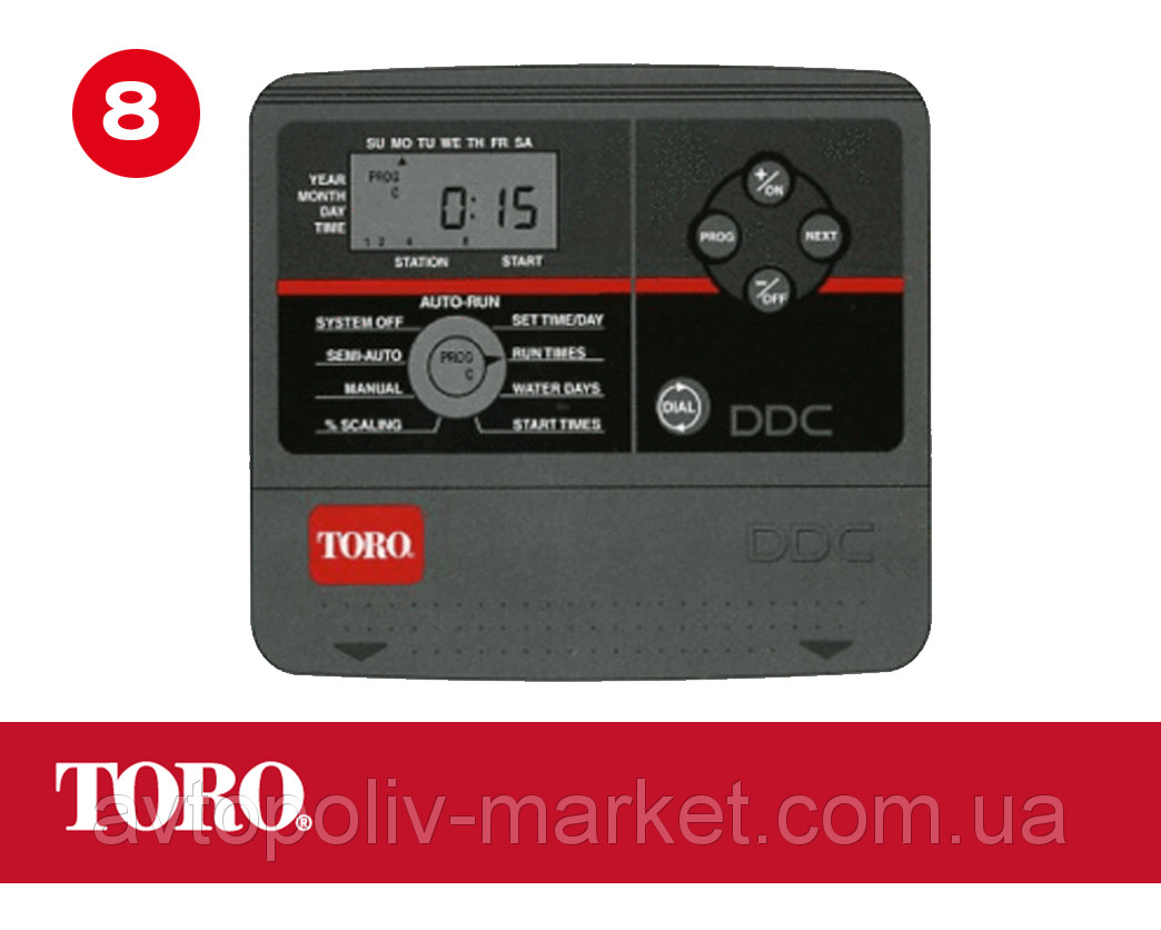 Контроллер DDC‐8‐220