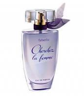 Парфюмированная вода Cherchez La Femme от Faberlic для женщин 50 мл