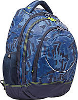 """Рюкзак подростковый Т-14 """"Graffity"""", 46.5*33*15см"""