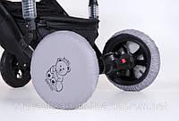 Чехлы на колеса коляски (закрытые)