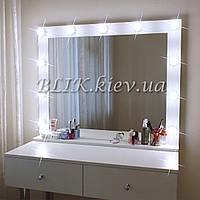 Гримерное (макияжное) зеркало Злата (100х80), фото 1