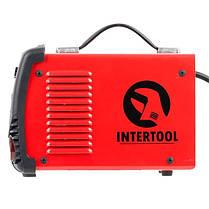 Сварочный инвертор INTERTOOL DT-4116, фото 3