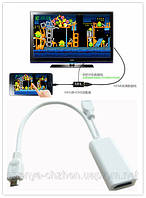 MHL(mirco usb) TO HDMI  Video   Переходники