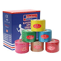Кинезиологический тейп Kindmax Tape  5CM X 5M