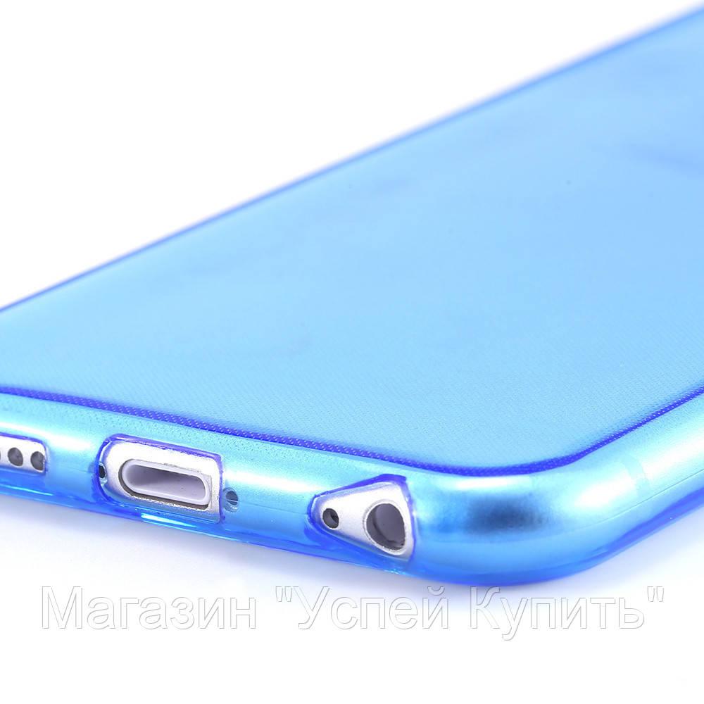 """Гибкий прозрачный ТПУ чехол-накладка для iPhone 6 - Магазин """"Успей Купить"""" в Одесской области"""