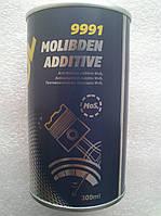 Присадка в моторное масло Mannol Molibden Additive Молибден