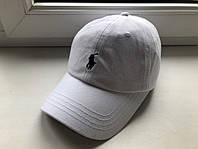 Бейсболка Polo Ralph Lauren белая